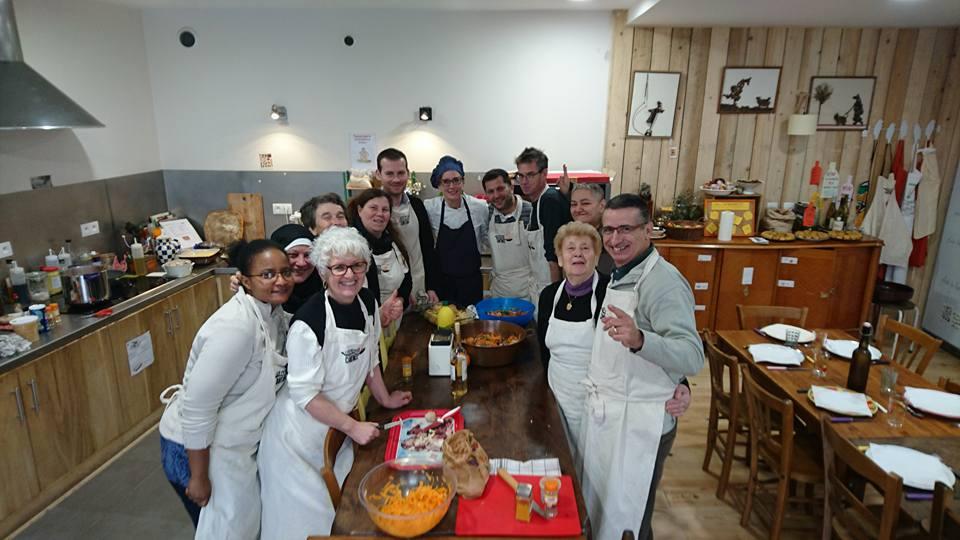 Traiteur lyon cuisini re nomade julie copp for Offrir des cours de cuisine