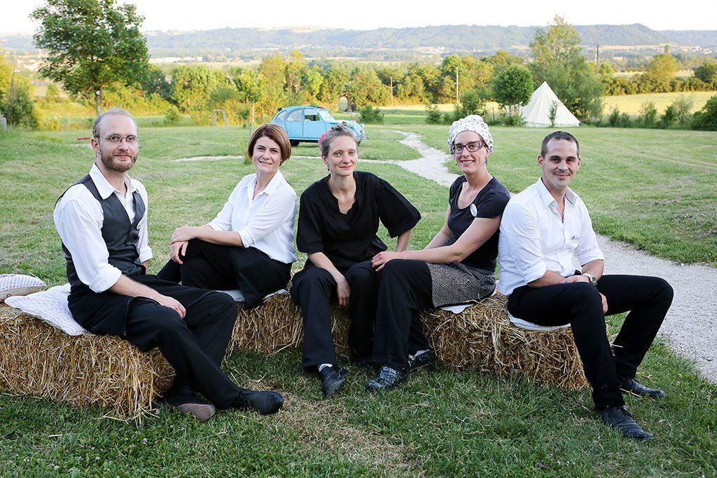 Notre équipe - Cuisinière Nomade